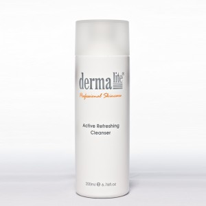 dermalite active refreshing cleanser